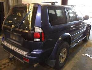 WRECKING 2005 MITSUBISHI CHALLENGER 3.0 AUTOMATIC WAGON (C18338) Lansvale Liverpool Area Preview