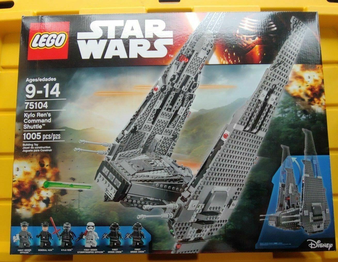 LEGO Star Wars Kylo Ren/'s Shuttle 30380 polybag *NEW//SEALED*