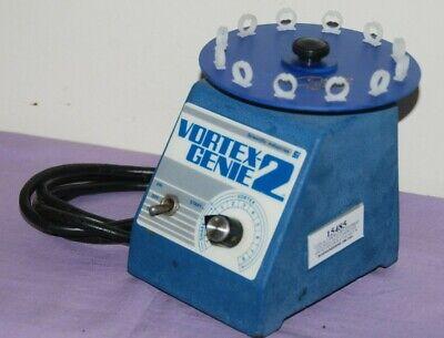 Scientific Industries Vortex Genie 2 Model G-560 60 Hz Usa -- Great Condition.
