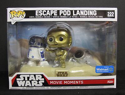 Funko POP! - Star Wars - Escape Pod Landing #222 - Movie Moments Exclusive