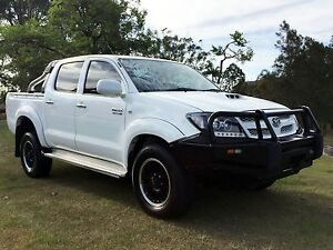 2011 Toyota Hilux Ute 4x4 3.0L KUN26R Burleigh Heads Gold Coast South Preview