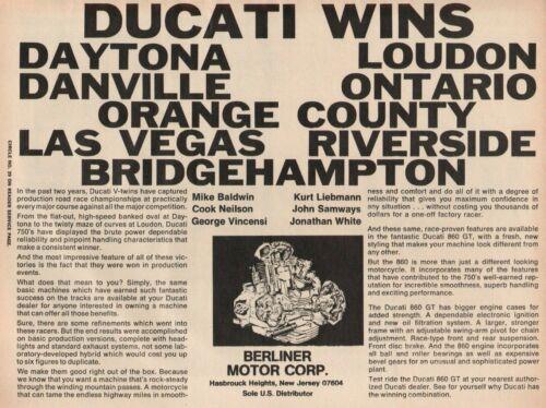 1975 Ducati