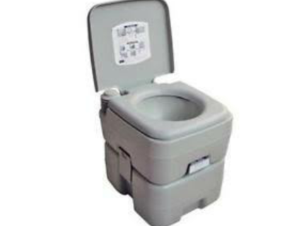 20L Portable Travel Camping Toilet | Camping & Hiking | Gumtree ...