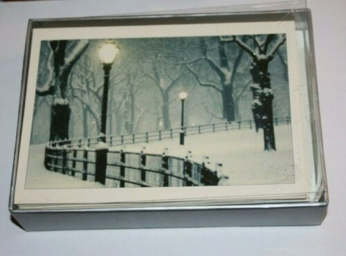 27 Peter Pauper Press Glitter Accents Christmas Holiday Cards Eileen Kennedy