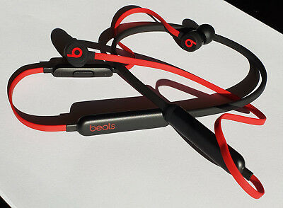 Genuine Beats X In - Ear Wireless Headphones Decade Edition - Red