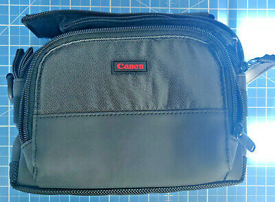 Canon Padded Camera Carrying Bag - Accessory Divider Pockets - for DSLR SLR EOS