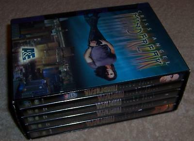 Criss Angel: Mindfreak Giftset DVD Set Halloween Season One and Two