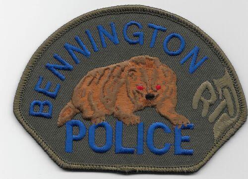 Bennington Police SWAT SRT Subdued State Nebraska NE NEAT