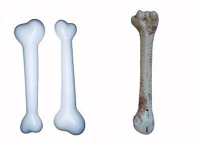 Knochen Riesenknochen für Kostüm Kannibale Neandertaler Urzeit Steinzeit Dino