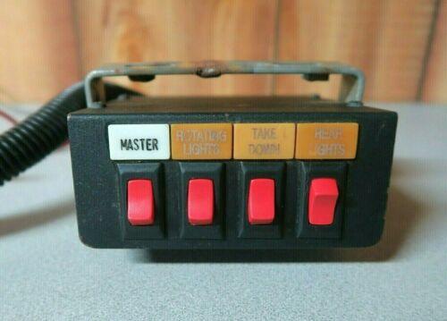 Federal Signal SW200 012 Switch Box Module