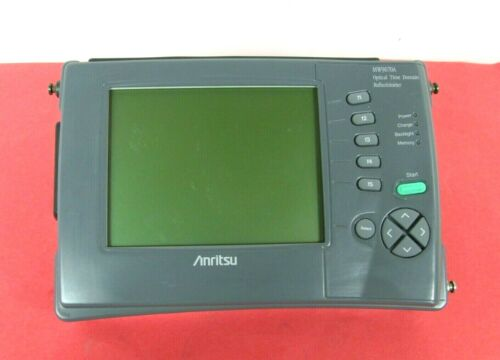 Anritsu MW9070A Optical Time Domain Reflectometer, Good Working