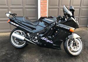 1992 Kawasaki ZX11 Ninja