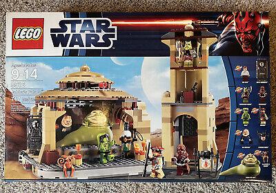 Lego Star Wars Jabba's Palace (9516) New in Box (NIB/NISB) RETIRED