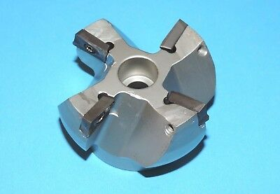 Ingersoll 2.50 Indexable 75 Face Mill W Inserts 2l1b-25r01