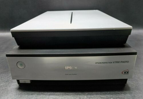 EPSON Perfection V700 PHOTO Flatbed Scanner J221A