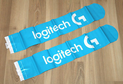 Logitech Gaming promo Inflatable Airsticks Clappers Gamescom 2017](Inflatable Clappers)