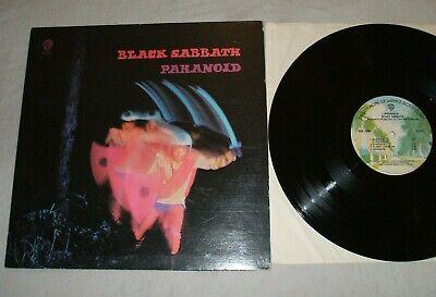 Black Sabbath Paranoid LP BSK 3104 Gatefold