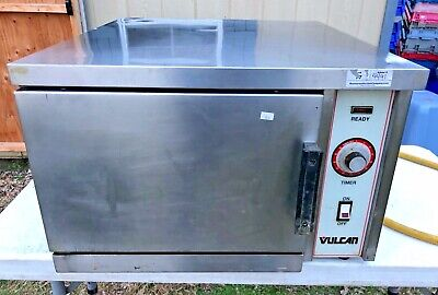 Vulcan Vsx9000 Electric Steamer Oven 220v Convection Steam Works Well 2