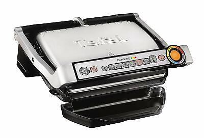 Tefal Optigrill GC712D12 Plancha Grill 2000W 6 modos de cocción 4 temperaturas