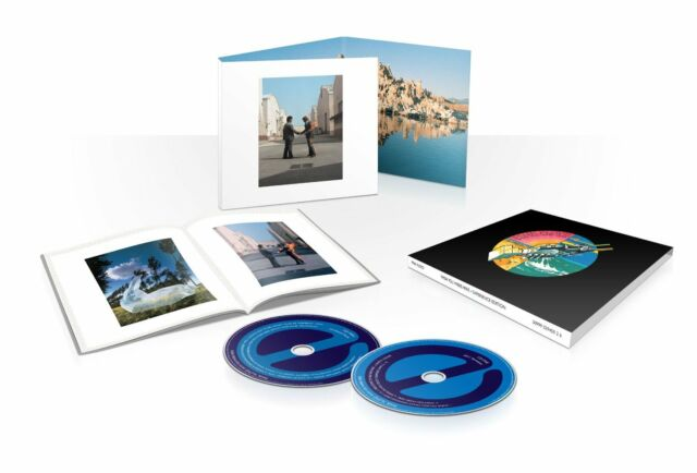 PINK FLOYD - WISH YOU WERE HERE: EXPERIENCE 2CD ALBUM EDITION (REMASTERED 2011)