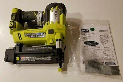 RYOBI P320 18-Gauge Cordless Brad Nailer (Tool-Only) 18-Volt ONE+ AirStrike ()