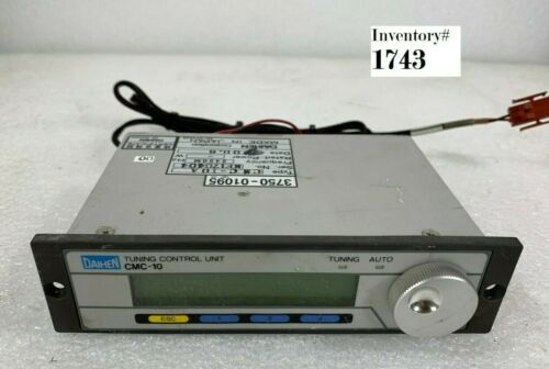 Daihen CMC-10 Tuning Control Unit (Used Working, 90 Day Warrranty)