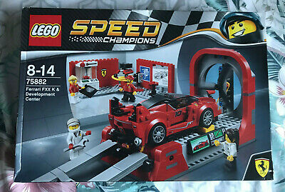 LEGO 75882 SPEED CHAMPIONS Ferrari FXX K & Development Center (Sealed)