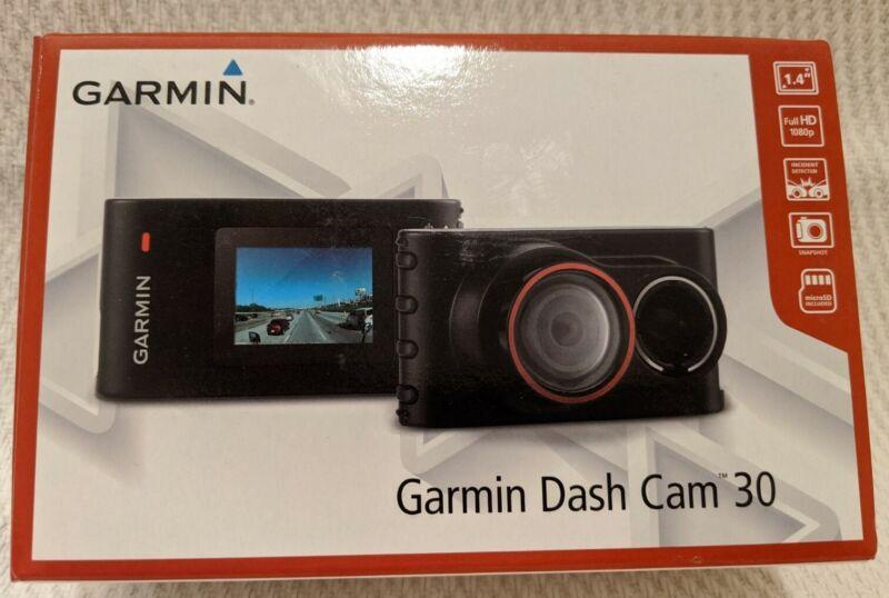 Garmin Dash Cam 30 - HD Camera - New