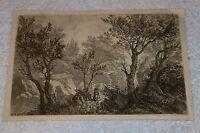 Stampa Antica W.t.bosio Torino 1863 -  - ebay.it