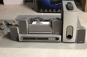 Philips DVD Home Cinema System Banksia Grove Wanneroo Area Preview