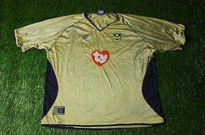 PORTSMOUTH ENGLAND 2002/2003 FOOTBALL SHIRT JERSEY AWAY POMPEY SPORT ORIGINAL image