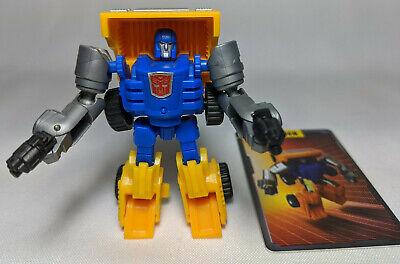 Transformers iGear RAGER MW-02 Autobot Huffer Mini Warrior Minibot