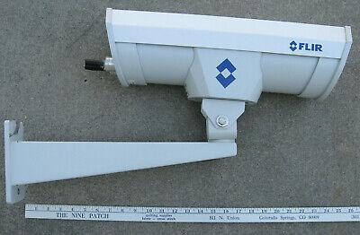Flir F-618e 35mm 427-0030-57-00 Long Range Ntsc Thermal Ip Security Camera 14k