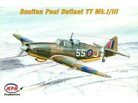 Yeoman #37 G.B De Havilland Mosquito Boulton-Paul Defiant Decals 1:72 Aircraft