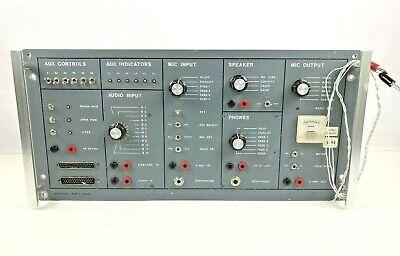 Universal Audio Panel Test Set Avionics Test Equipment