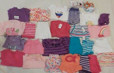 NEW Lot size 12-18 months Baby Toddler Girls Clothes Summer clothing NWT Shorts