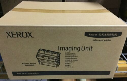 Genuine Xerox 108R00645 Imaging Unit for Phaser 6300 / 6350 / 6360