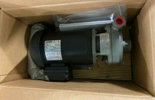 👀NEW FLOWSERVE SMP-2000 PUMP W/ WEG 1.5HP MOTOR 56C FR 00156ET3E56C-S / PU19548