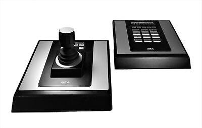 Axis T8311 Joystick And T8312 Keypad Set 5020-101 5020-201 Ptz Surveillance
