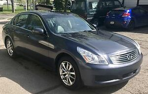 2008 Infiniti G35X AWD Amazing Driving Condition! Priced To Sell