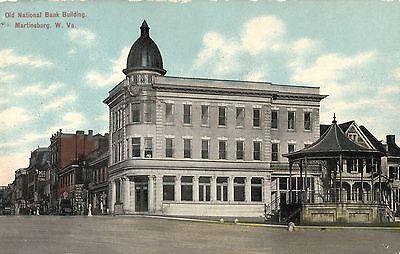 Old National Bank Building In Martinsburg Wv Old