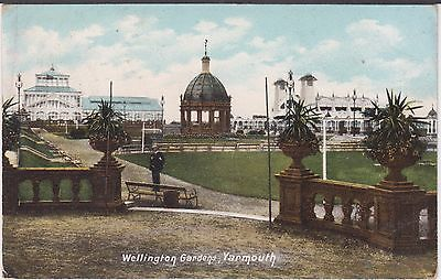 Wellington Gardens Yarmouth Vintage1905