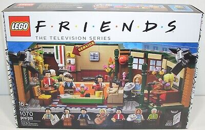 Lego Television Series FRIENDS Sealed 21319 Central Perk 1070 pcs