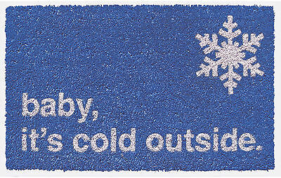 Christmas Door Mats Fun And Festive Collection On Ebay