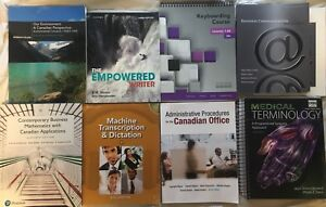Office Administration-Medical & GNED textbooks