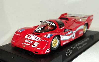 SLOT IT SICA25A PORSCHE 962 IMSA COKE DAYTONA   1/32 SLOT CAR