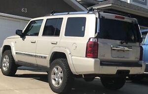 2007 Lifted Jeep Commander Limited 5.7L Hemi