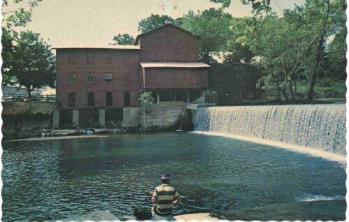 "Vintage Postcard ""HURRICANE CREEK MILL""  LORETTA LYNN"