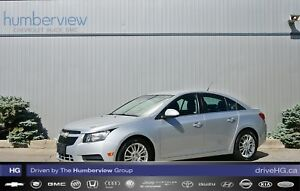 2011 Chevrolet Cruze ECO HEATED LEATHER|PIONEER SOUND|LOW KM