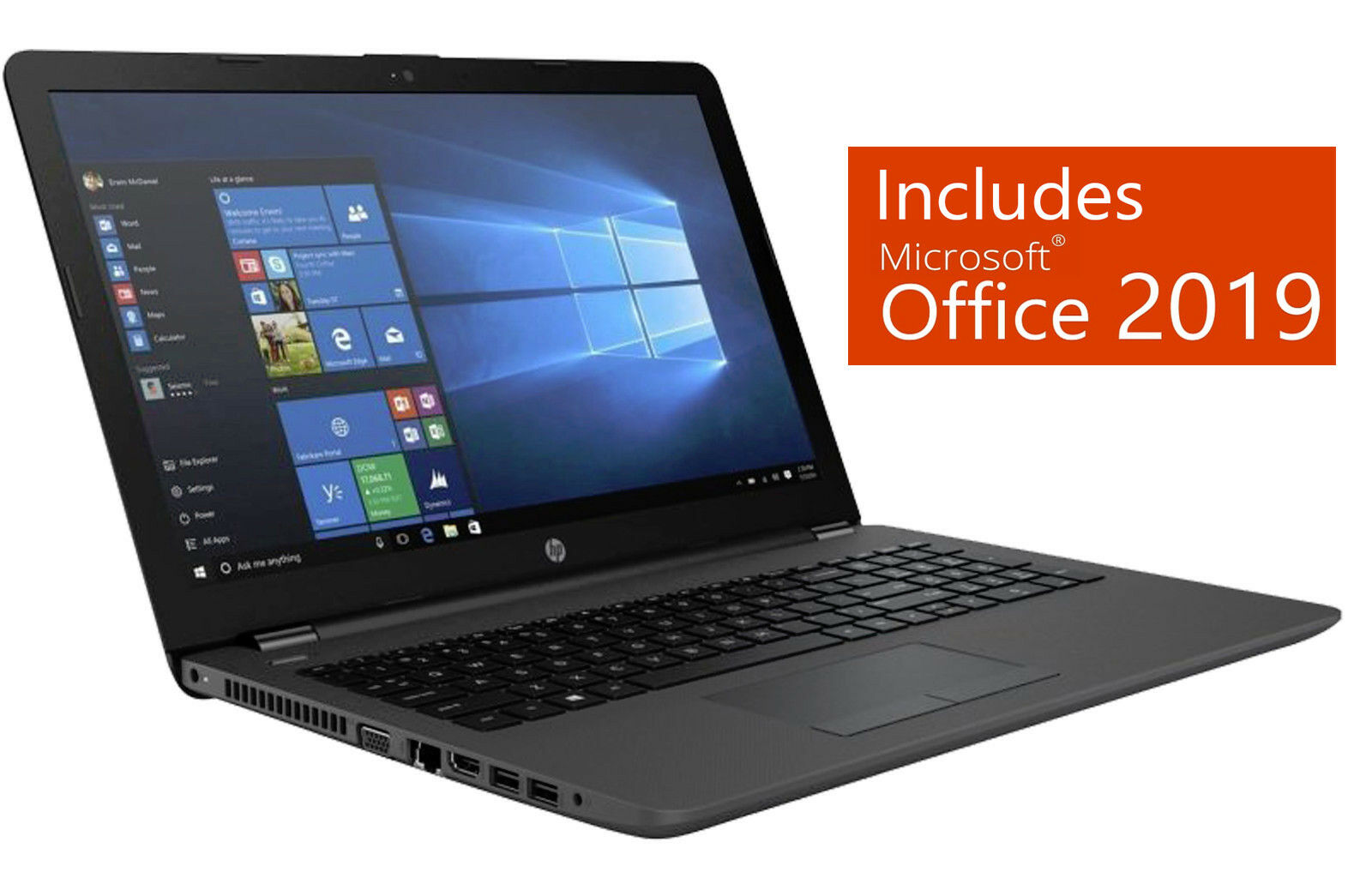Laptop Windows - New HP Business Laptop - with Office,PC, DVD Drive, Portable Windows 10 Computer